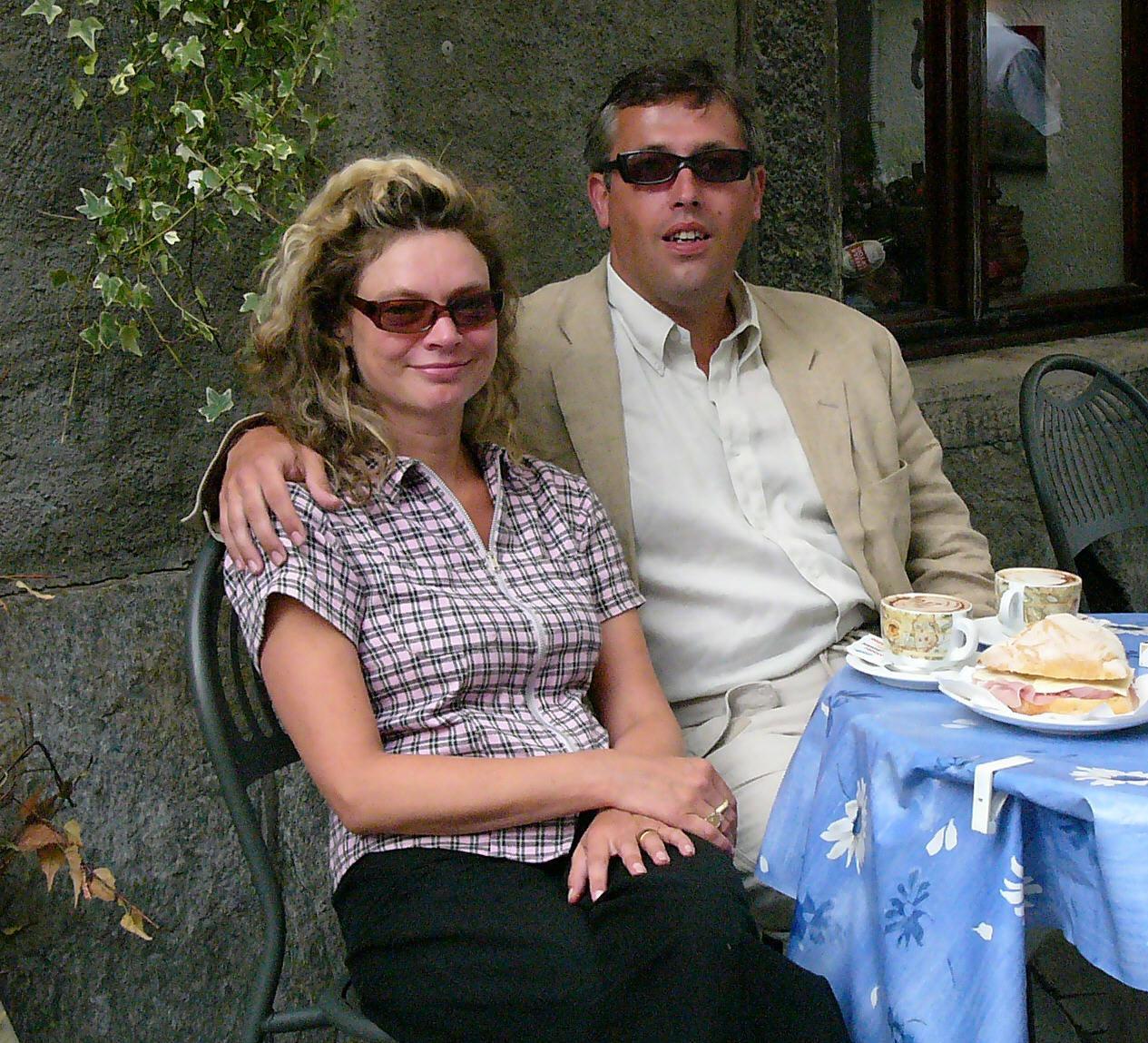 Daniel und Susanne