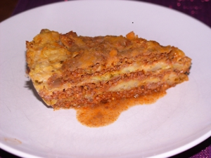 Wirsing Lasagne
